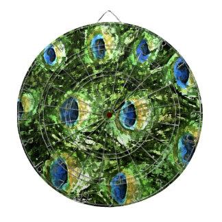 Peacock Design Dartboards