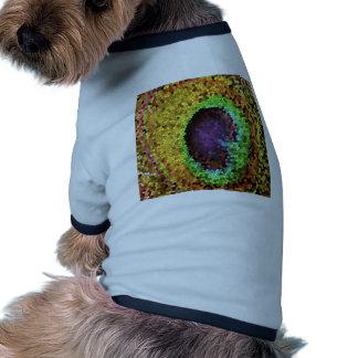 Peacock Design Pet Clothing