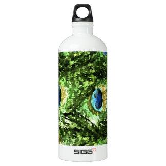 Peacock Design SIGG Traveler 1.0L Water Bottle