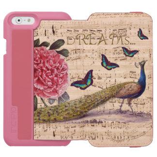 Peacock Dreams Incipio Watson™ iPhone 6 Wallet Case