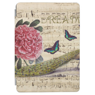 Peacock Dreams iPad Air Cover