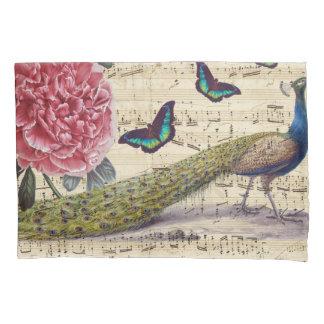 Peacock Dreams Pillowcase