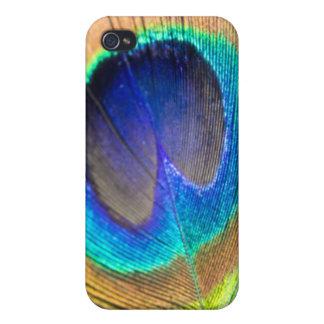 Peacock Eye iPhone 4 Case