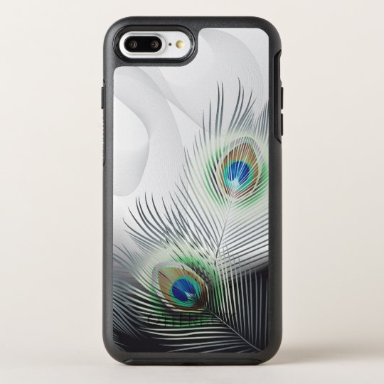 Peacock Fantasy OtterBox Symmetry iPhone 7 Plus Case