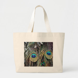 Peacock Feather Bag