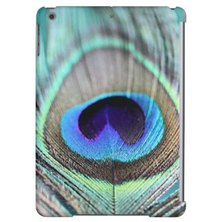 Peacock Feather Cover For iPad Air