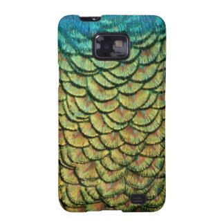 Peacock Feather Design iPhone 4 Case-Mate Case