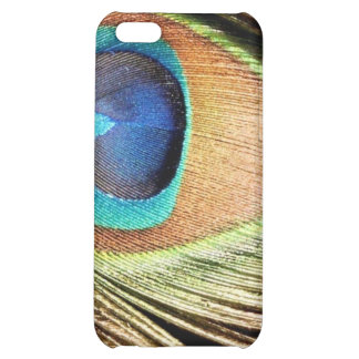 Peacock Feather Designs iPhone 4 Case
