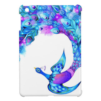 Peacock Feather Fantasy iPad Mini Covers