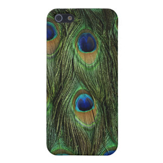 Peacock Feather iPhone 4 4s Case Cover