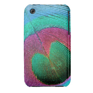 Peacock Feather iPhone 4 Case