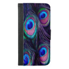 Peacock Feather iPhone 6/6s Plus Wallet Case