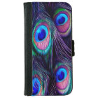 Peacock Feather iPhone 6 Wallet Case