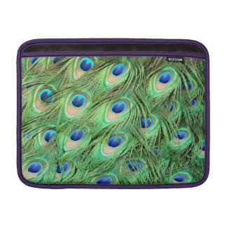 Peacock Feather Sleeve For MacBook Air