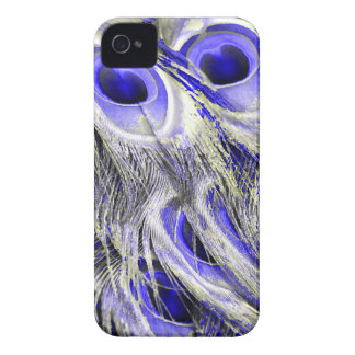 Peacock Feathers iPhone 4 Case