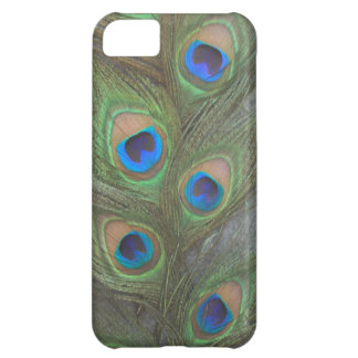 Peacock Feathers iPhone 5 Barely There Case