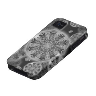 Peacock Feathers Kaleidoscopes iPhone 4 Tough Case Case For The iPhone 4