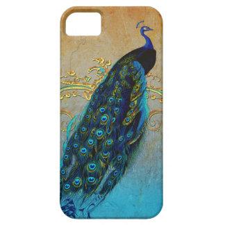 Peacock & Filigree iPhone 5 Cases