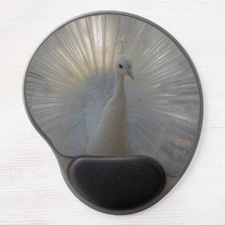 Peacock Gel Mousepad