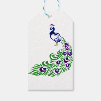 Peacock Gifts Gift Tags