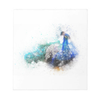 Peacock Gifts Notepad