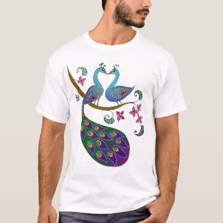 Peacock in love T-Shirt