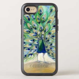 Peacock in San Diego 2 2013 OtterBox Symmetry iPhone 8/7 Case