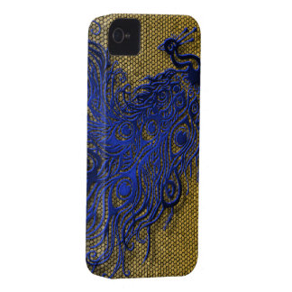 Peacock iPhone 4 Covers