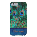 peacock iPhone 6 case Barely There iPhone 6 Case