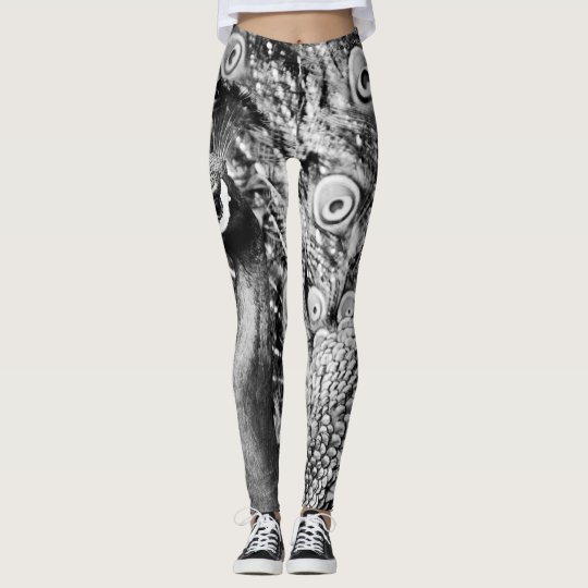 """Peacock"" Leggings"