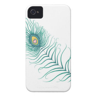 Peacock Love iPhone 4 Cover