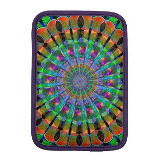 Peacock Mandala iPad Mini Sleeves