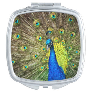 Peacock Mirrors For Makeup