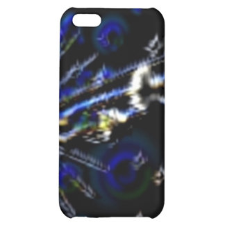 Peacock Note Products iPhone 5C Case