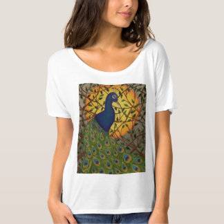 """""""Peacock of the Night"""" T-Shirt"""
