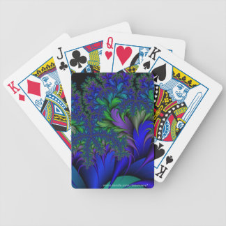 Peacock Ore 2 Bicycle Playing Cards