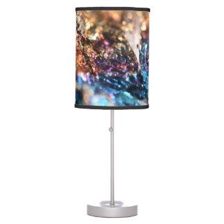 Peacock Ore Lamp