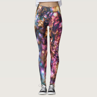 Peacock Ore Leggings