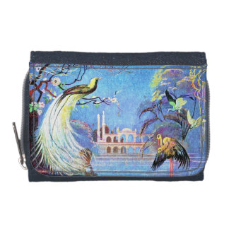 Peacock Palace Wallet