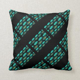 """""""Peacock"""" pillow"""