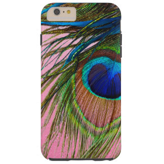 Peacock Pink Magic Tough iPhone 6 Plus Case