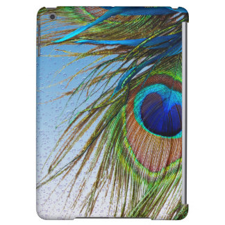 Peacock Royale iPad Air Cover