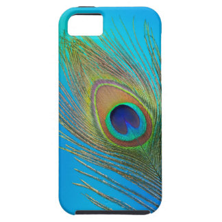 Peacock Tail Feather Case For The iPhone 5