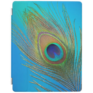 Peacock Tail Feather iPad Cover