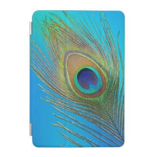Peacock Tail Feather iPad Mini Cover