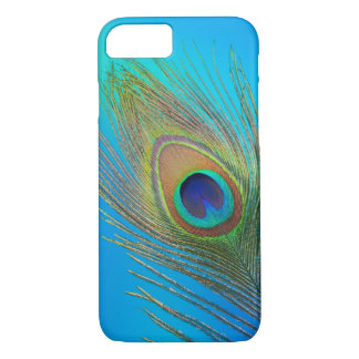 Peacock Tail Feather iPhone 8/7 Case
