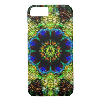 Peacock Wheel iPhone 7 Case