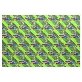 Peacocks Fabric