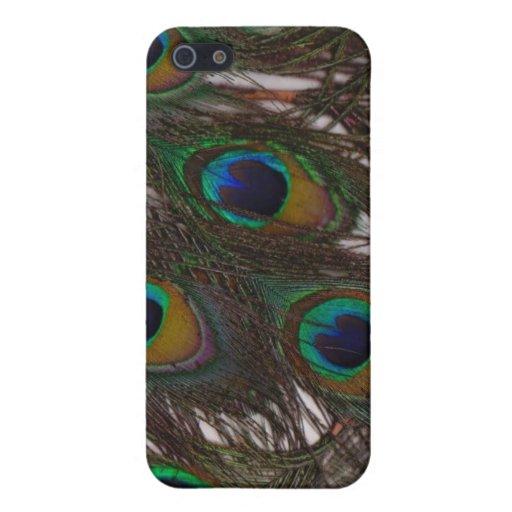 Peacoquette Designs Peacock Iphone 4 Case