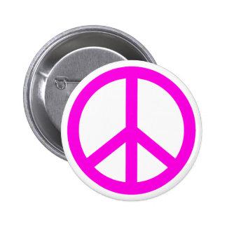 Peae Sign 2 Inch Round Button